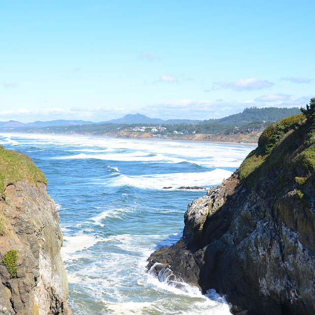 Newport in Oregon